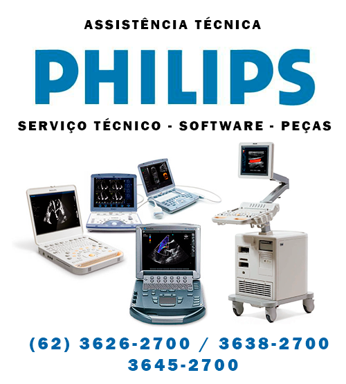 philips ultrassom